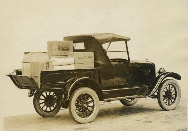 1925 Ford Model-T truck