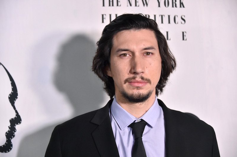 dam Driver attends the 2016 New York Film Critics Circle Award