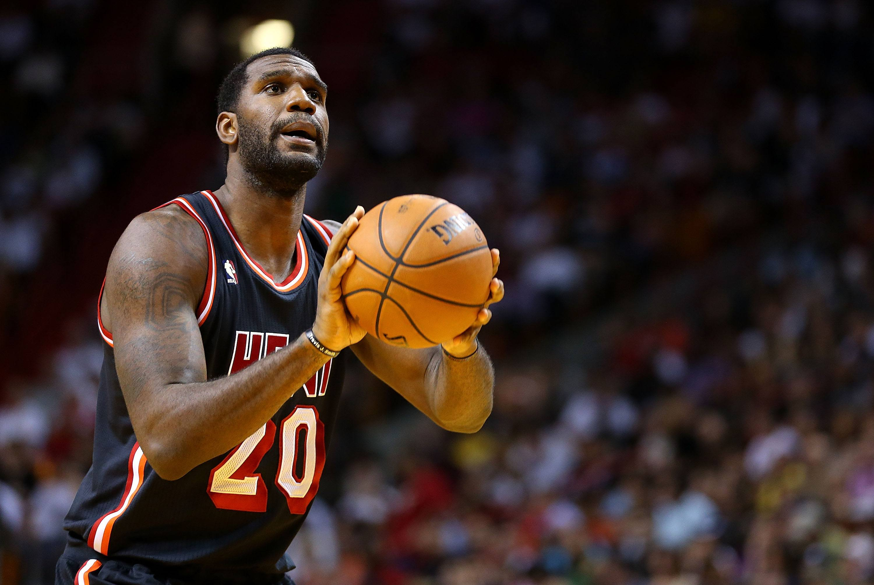 Greg Oden, whose career was cut short by injuries