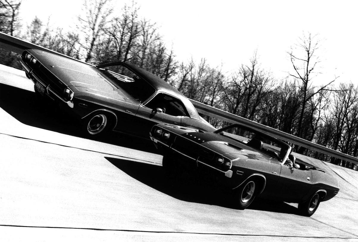 1970 Dodge Challenger R/T Converible, two-door Hardtop