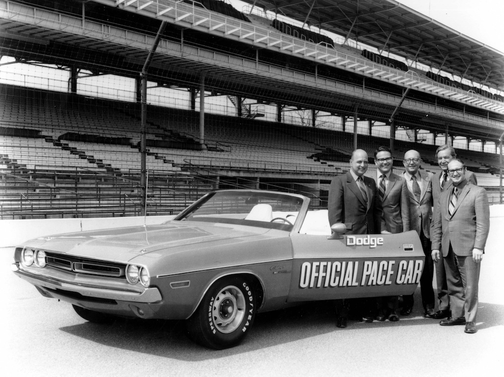 1971 Dodge Challenger Pace car