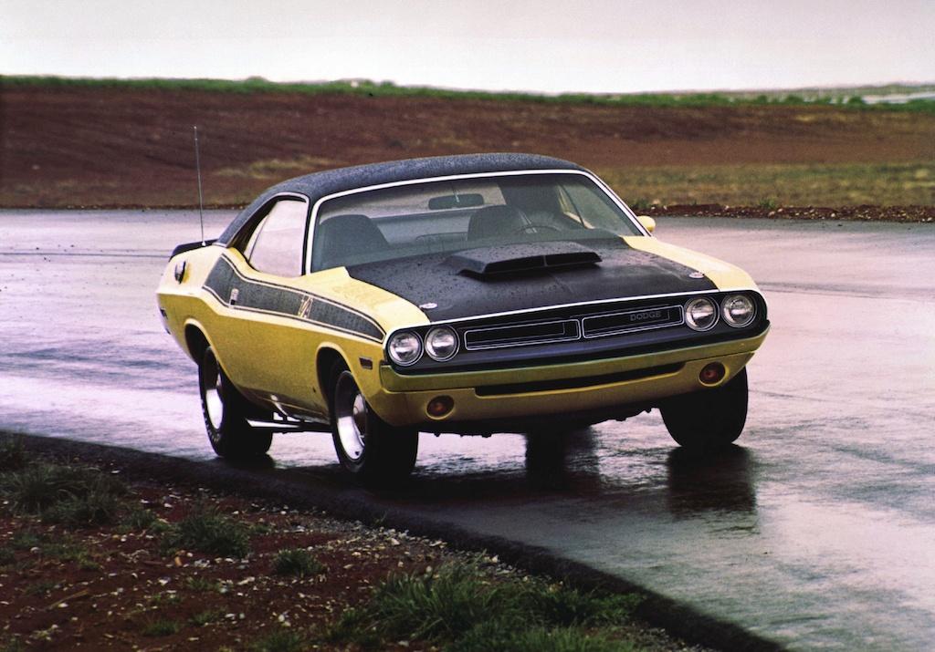 1971 Dodge Challenger T/A