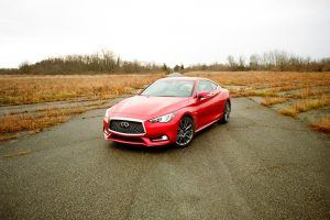 2017 Infiniti Q60 Red Sport 400: Frustratingly Short of Perfection