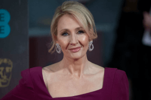 The 1 Thing J.K. Rowling Would Change About 'Harry Potter'