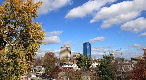 Kentucky cityscape