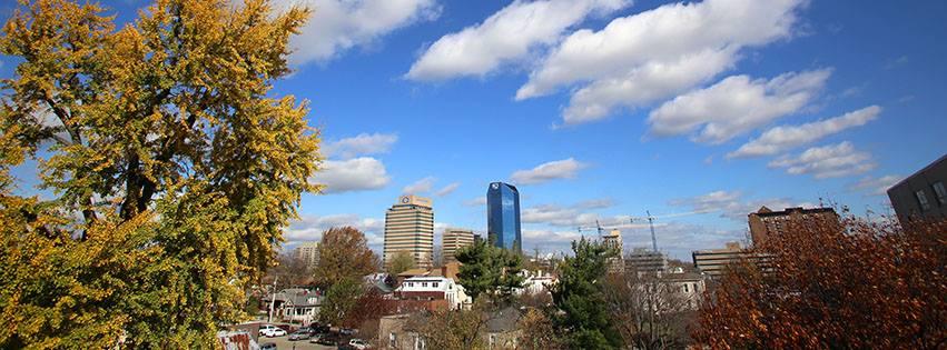 Downtown Lexington, Kentucky