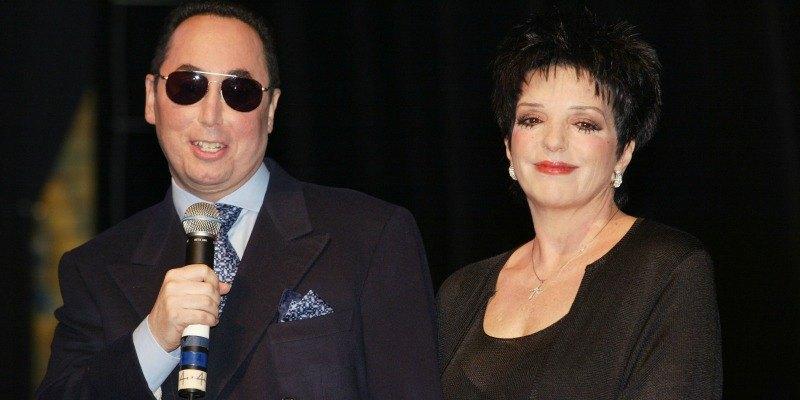 Liza Minnelli and David Gest