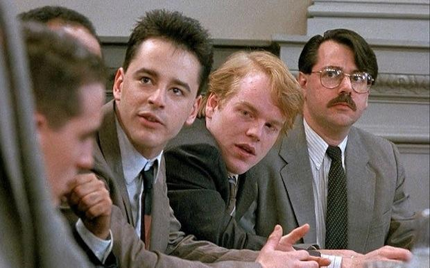 philip seymour hoffman in law and order