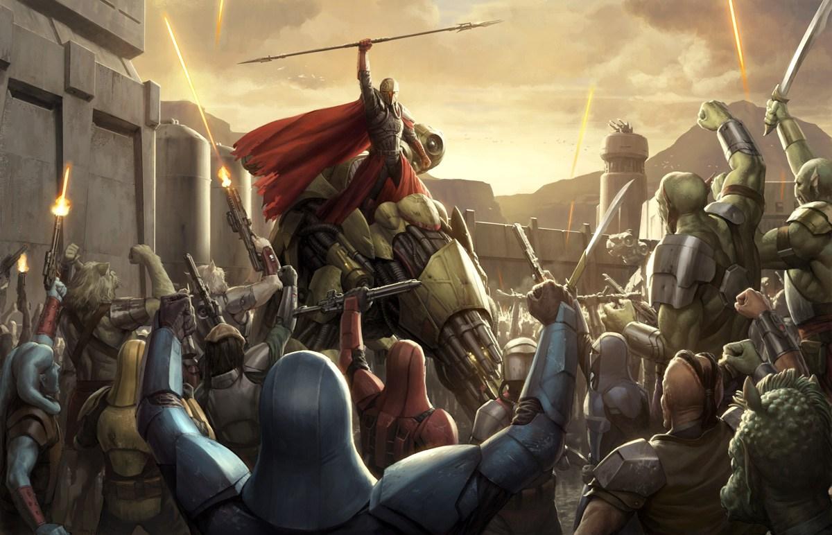 The Mandalorian Wars