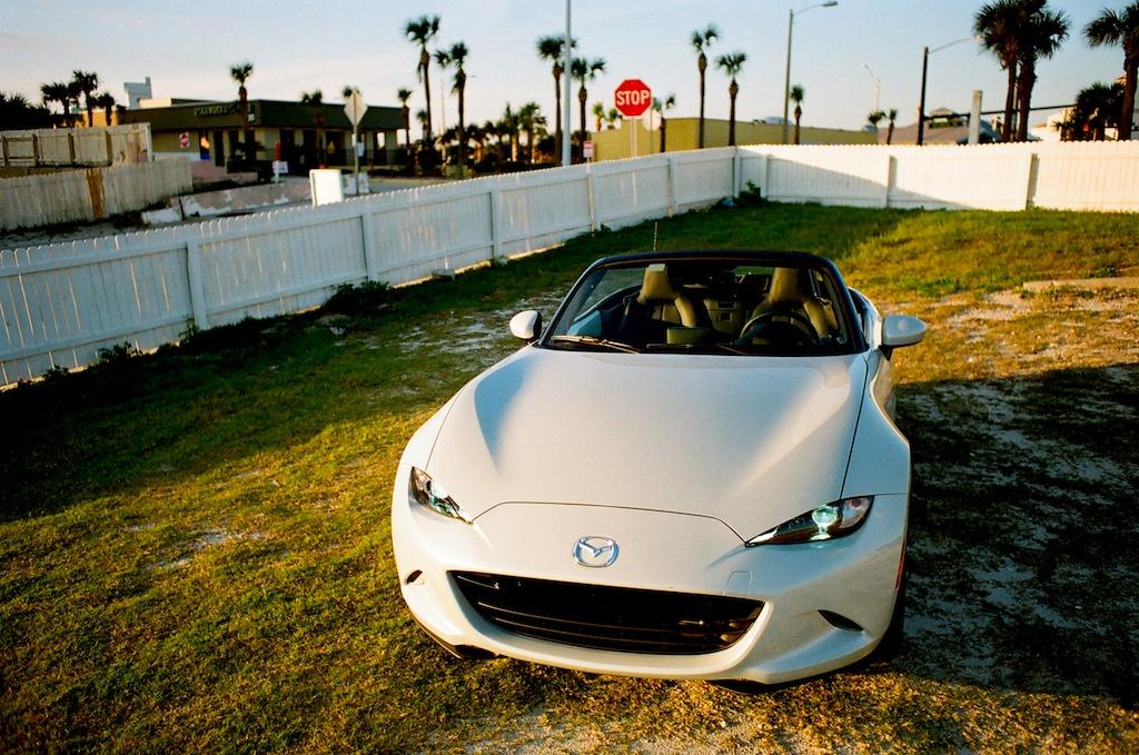 Just Shut Up and Drive the Mazda Miata Grand Touring