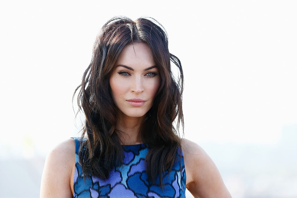 Megan Fox attends the photocall of Paramount Pictures' Teenage Mutant Ninja Turtle