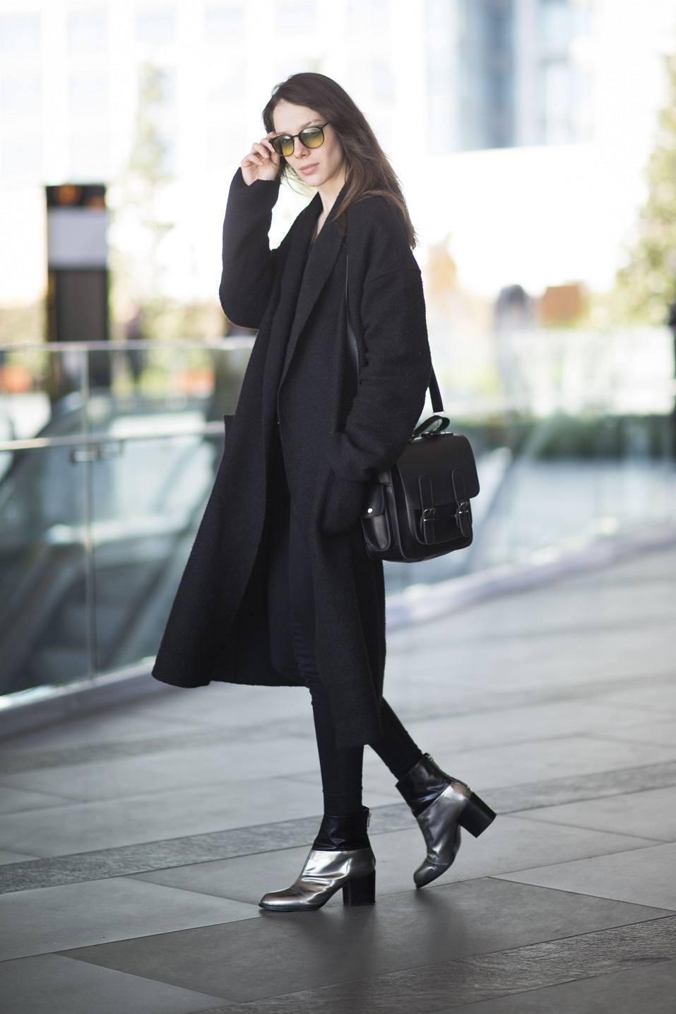 Doga Bursali during the Mercedes-Benz Fashion Week