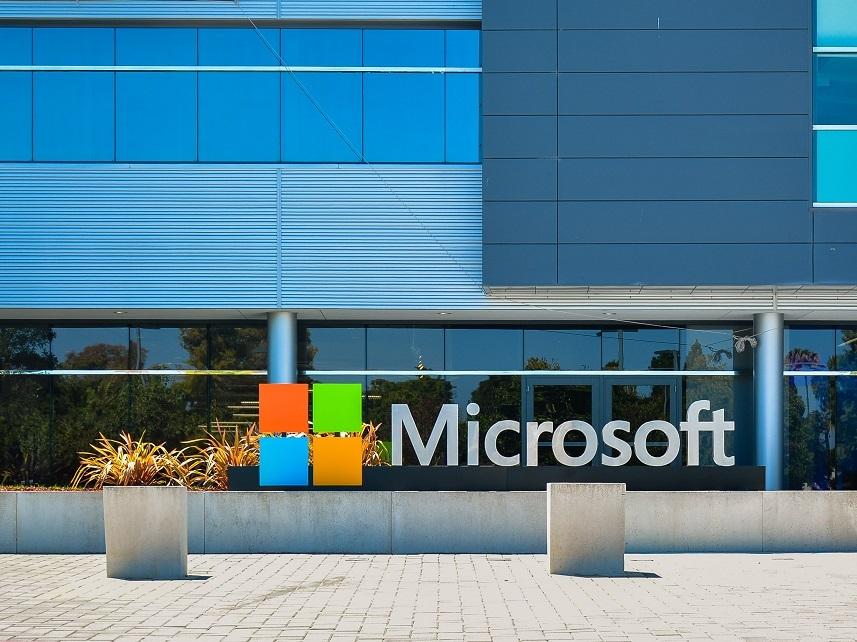 Microsoft Technology Center in Silicon Valley, California
