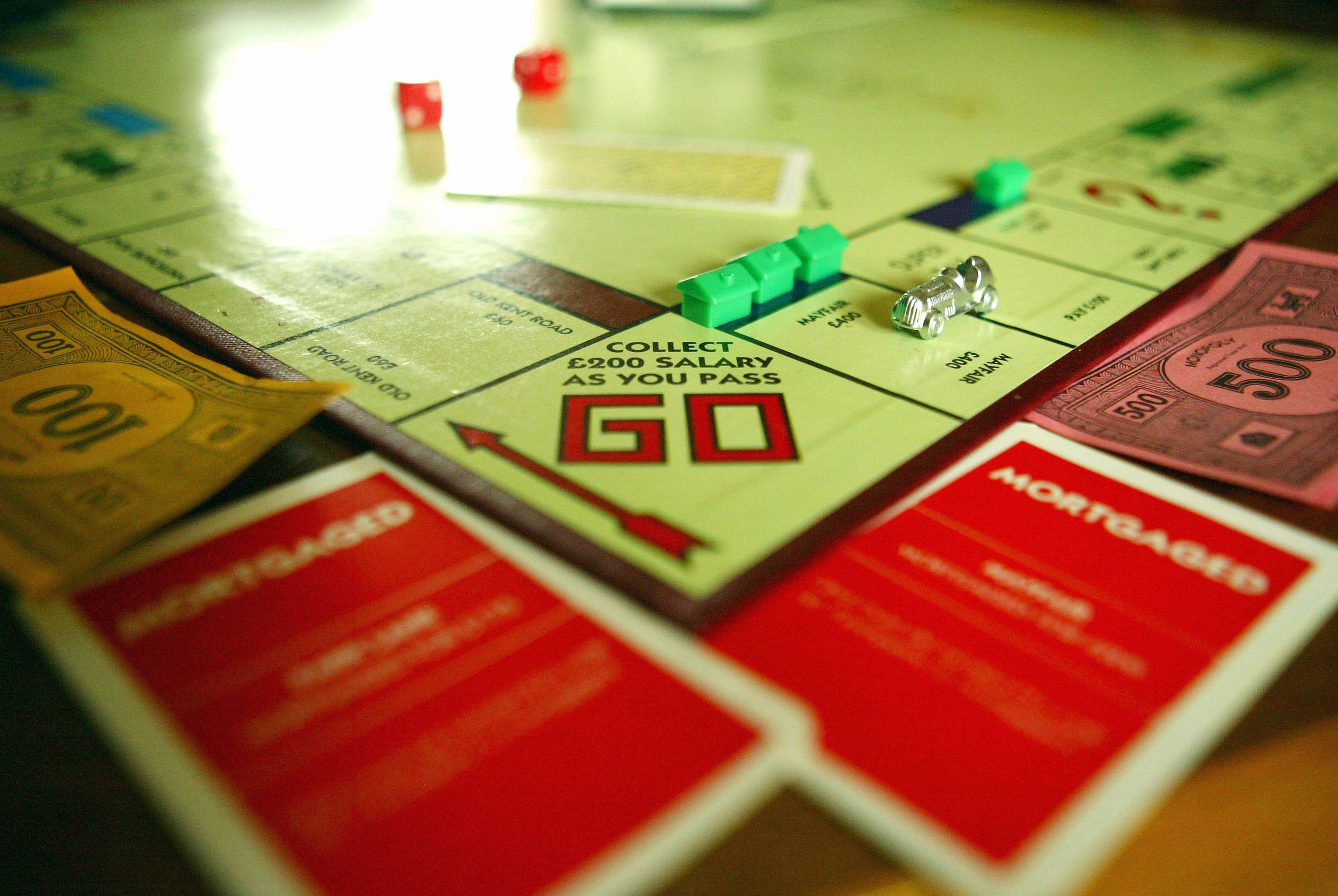 """Passing """"GO"""" in Monopoly is similar to a universal basic income"""