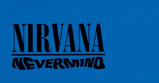 Album art from Nirvana's album Nevermind