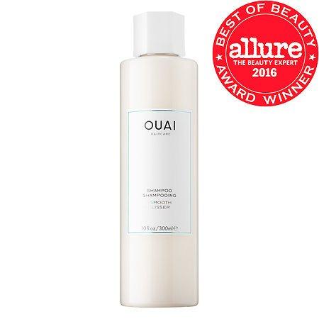 OUAI Smooth Shampoo and Conditioner