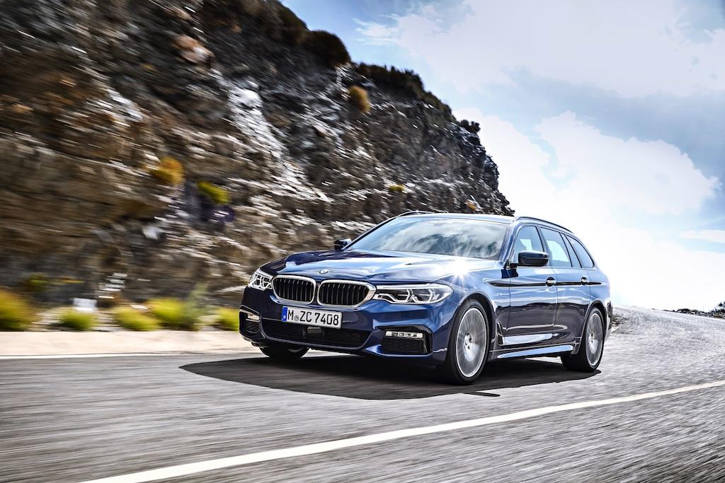 BMW 5 Series Touring | BMW