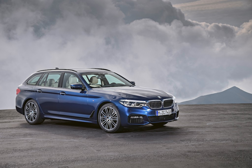BMW 5 Series Touring | BMW