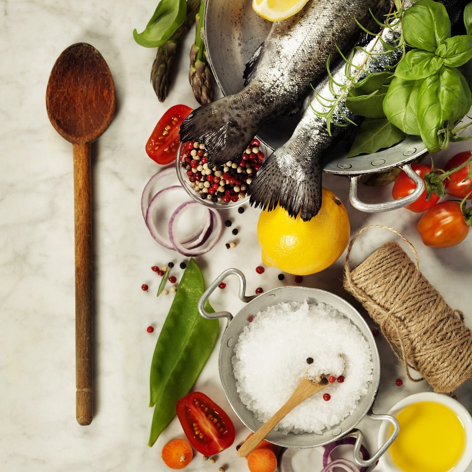 Lean foods, free of gluten