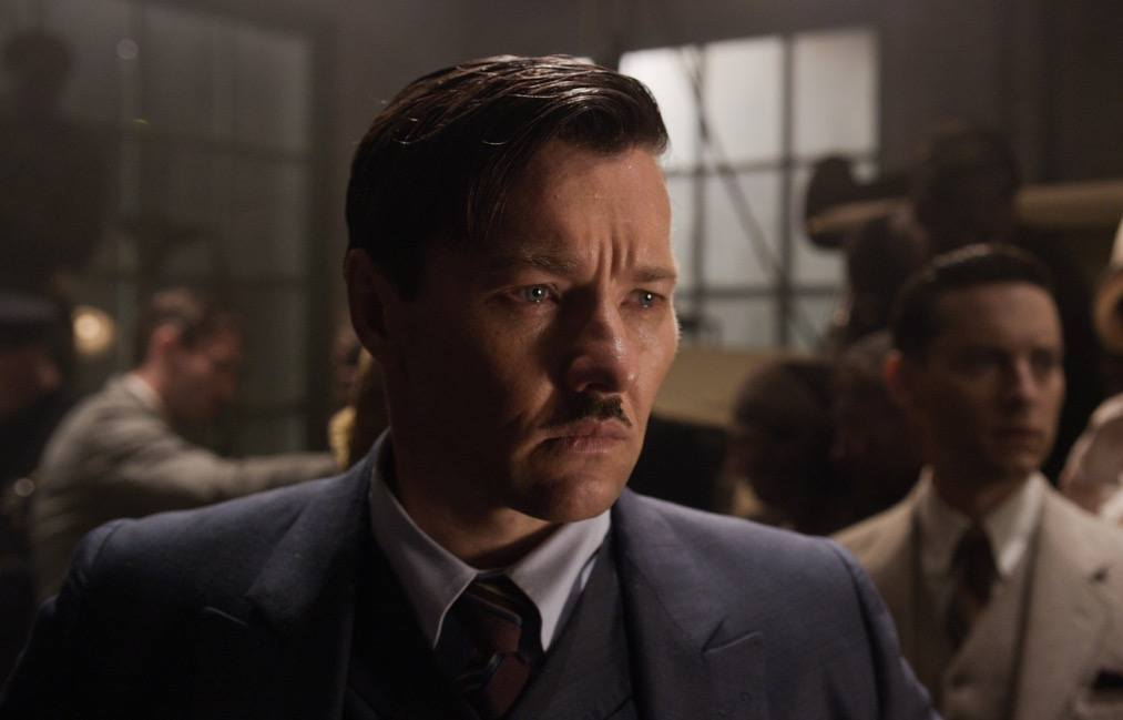 Joel Edgerton in The Great Gatsby