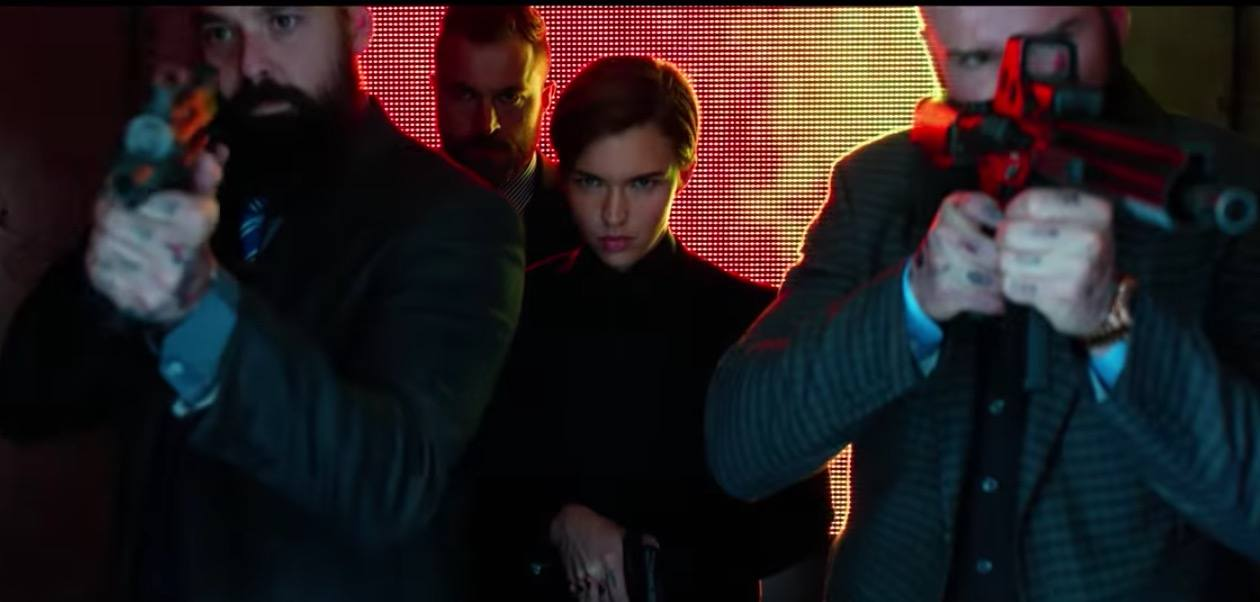 Ruby Rose in John Wick 2