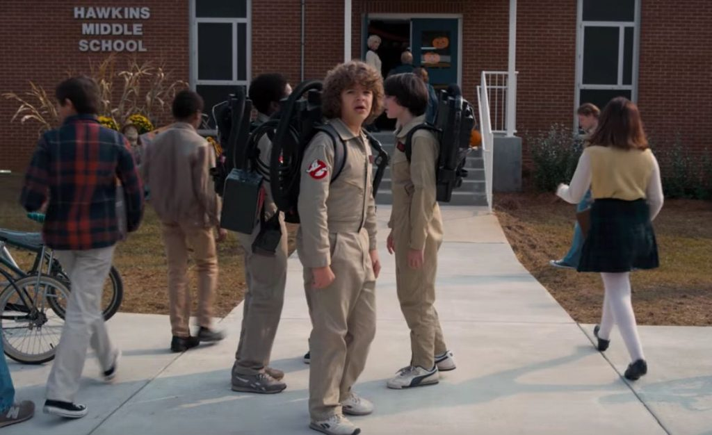 Stranger Things Season 2 - Netflix
