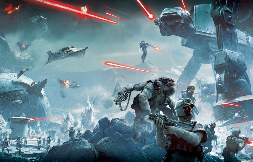 Battlefront: Twilight Company cover art