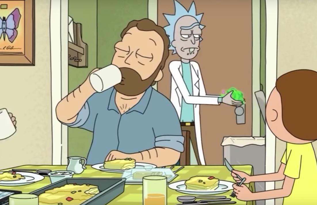 Rick and Morty - Adult Swim