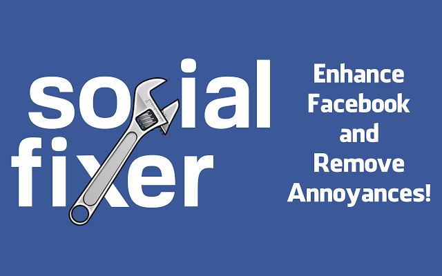 The Social Fixer Chrome extension