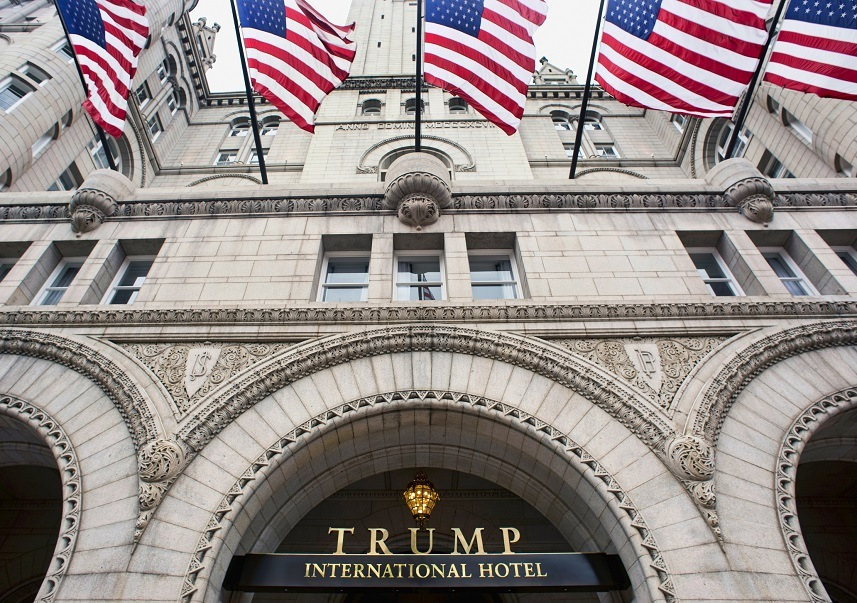 Donald Trump International Hotel