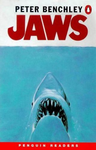 Jaws book cover
