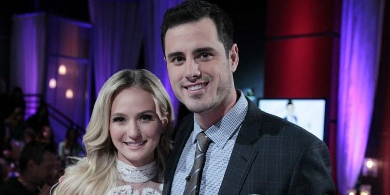 Ben Higgins and Lauren Bushnell