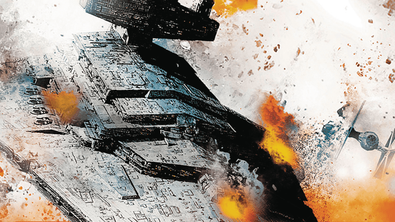 Aftermath: Empire's End novel cover art