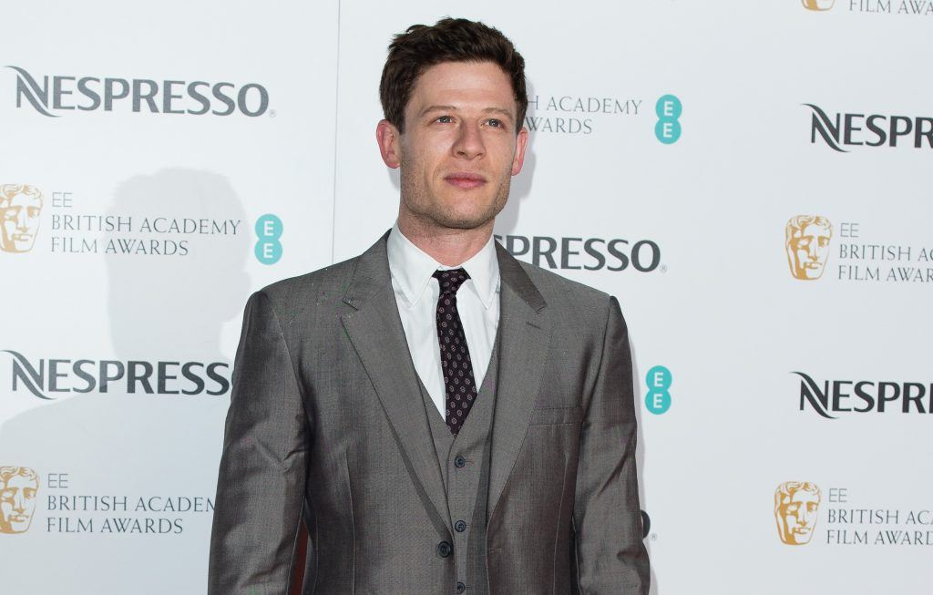 James Norton at the British Academy Film Awards Nominees Party