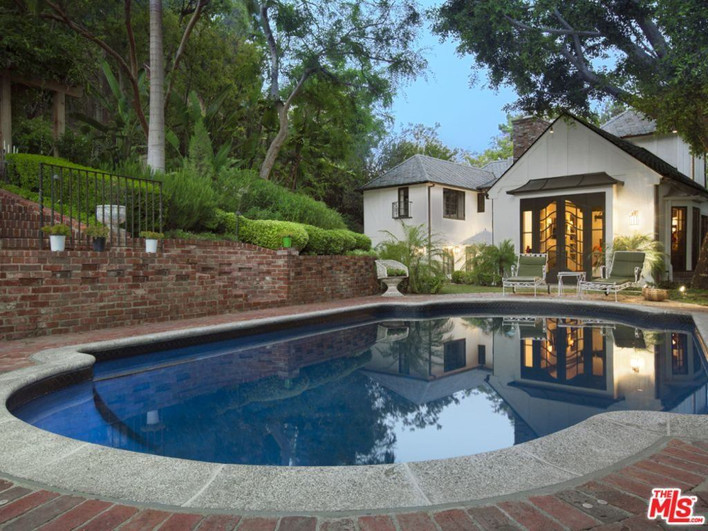 Jason Segel's Hollywood Hills home
