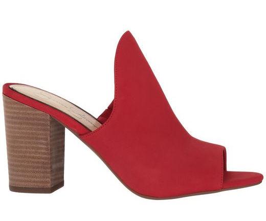 Jessica Simpson Rainn Leather Sandals