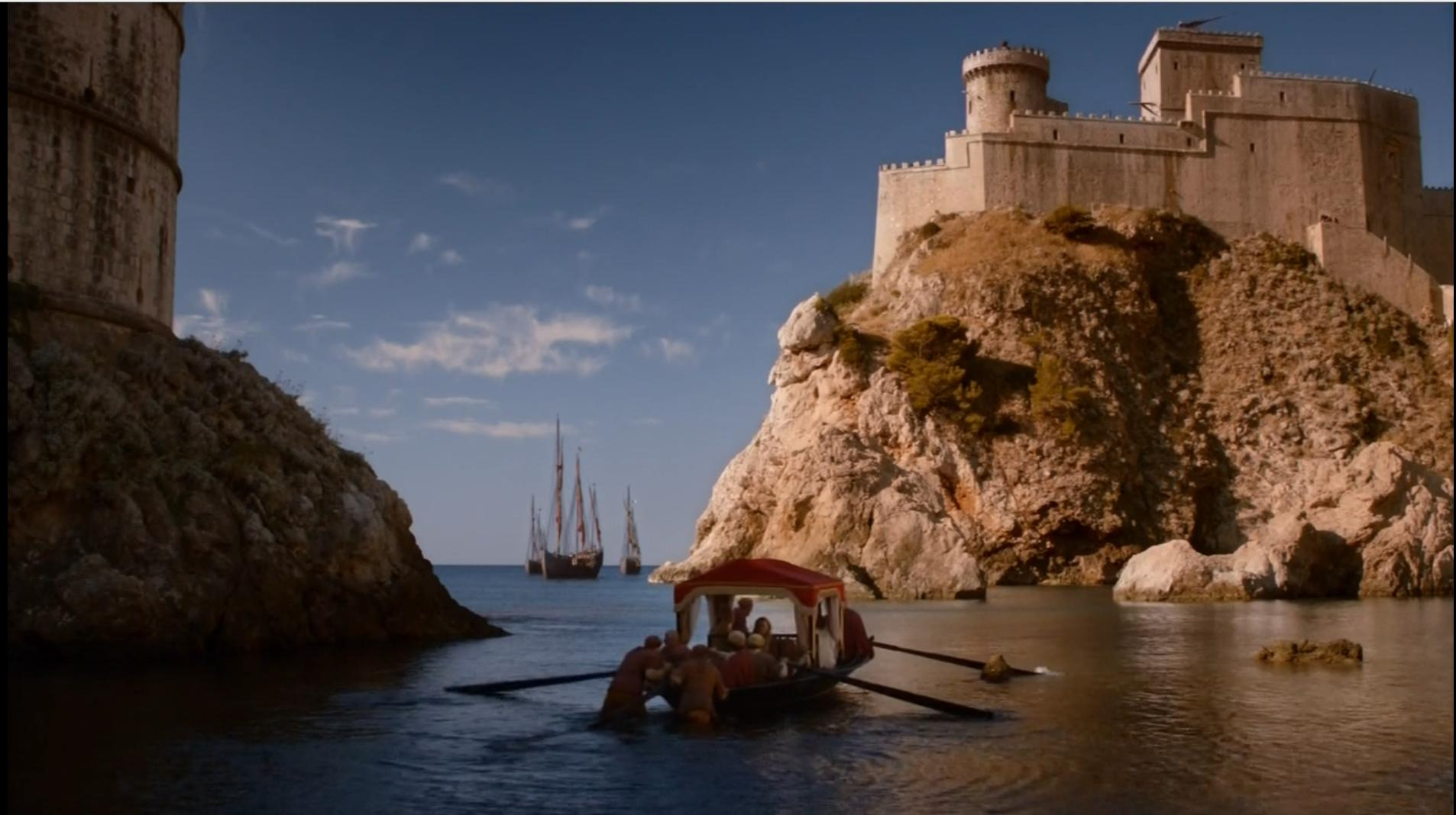 King's Landing - Game of Thrones