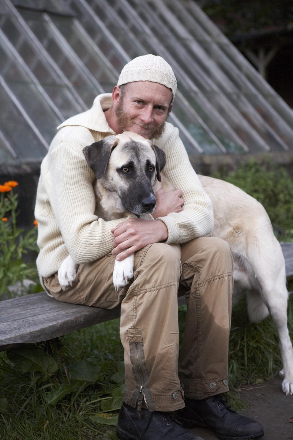 Man and his Kangal