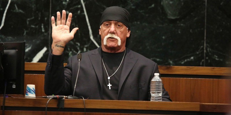 obody Speak: Hulk Hogan, Gawker and the Trials