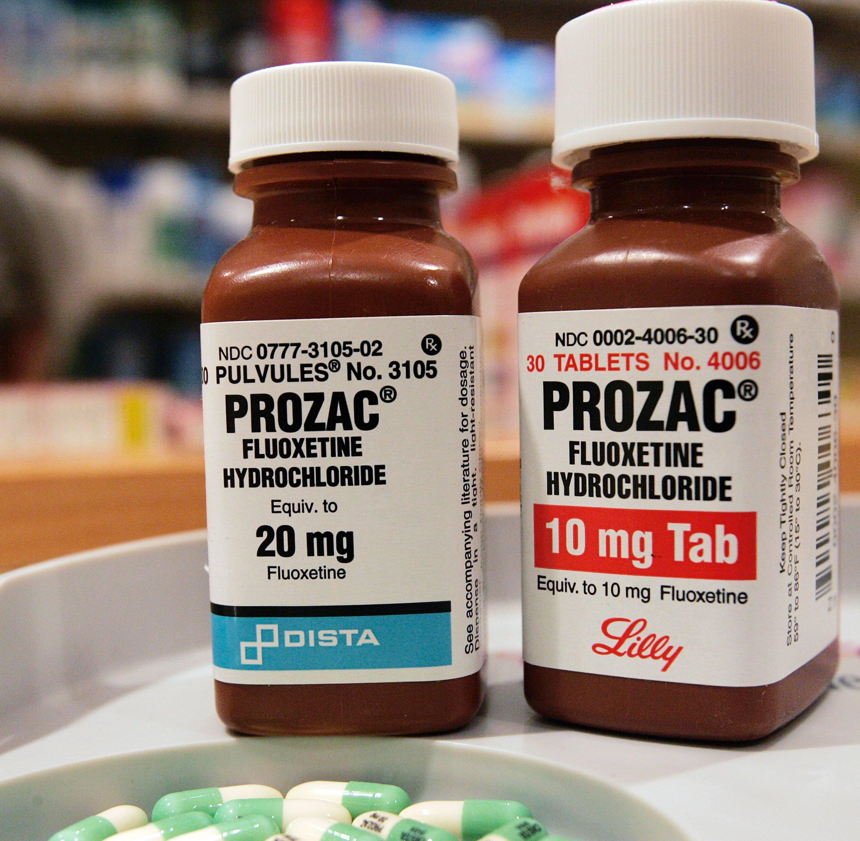 Does prozac make you gain weight