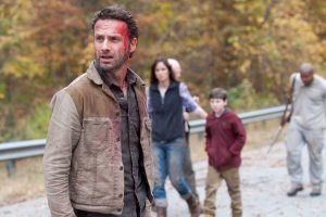 'The Walking Dead': Rick's Best (and Worst) Moments