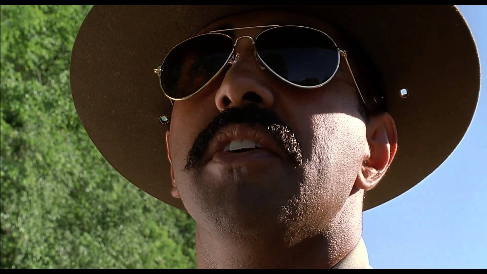 Ramathorn from Super Troopers, a key player in the War on Drugs