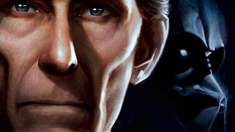 Tarkin book cover art
