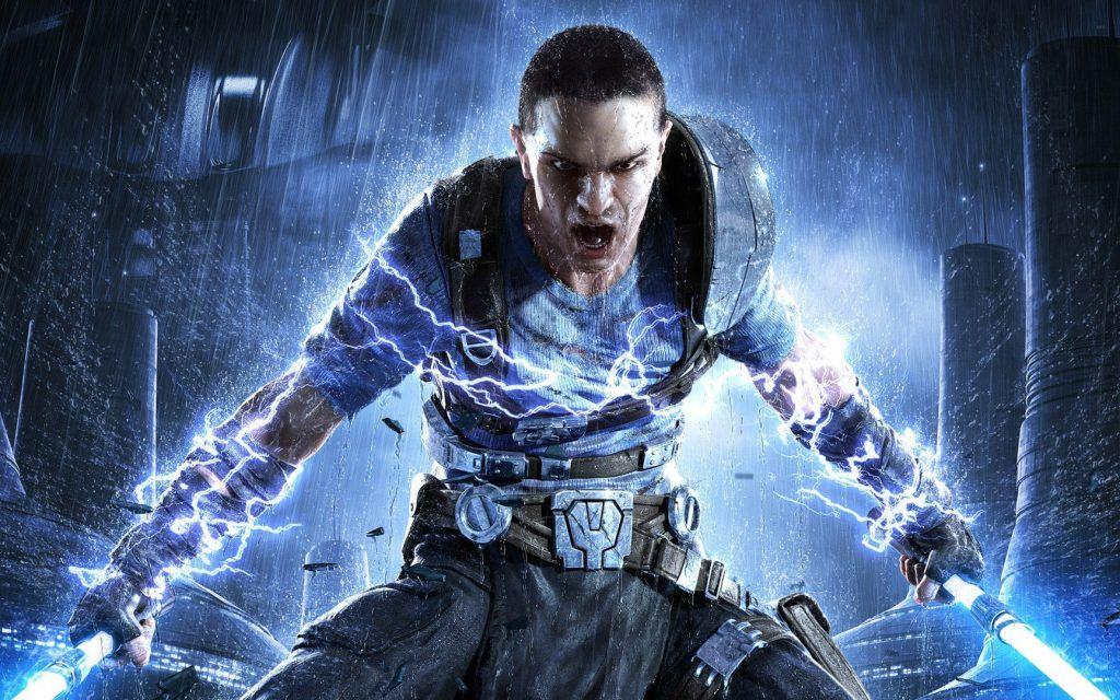 Galen Marek aka Starkiller in The Force Unleashed