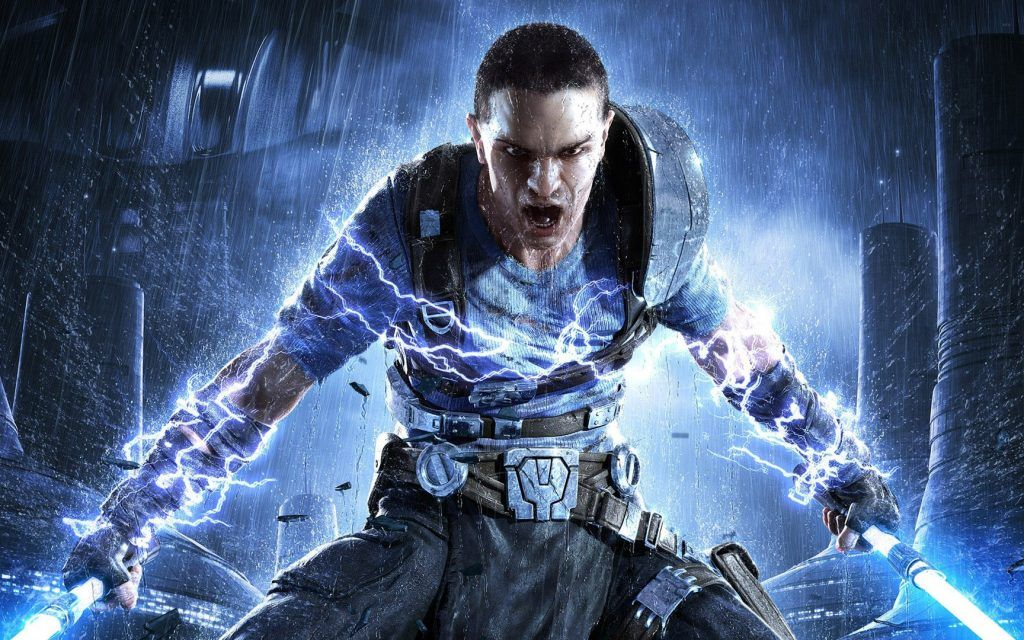 Galen Marek aka Starkiller in The Force Unleashed