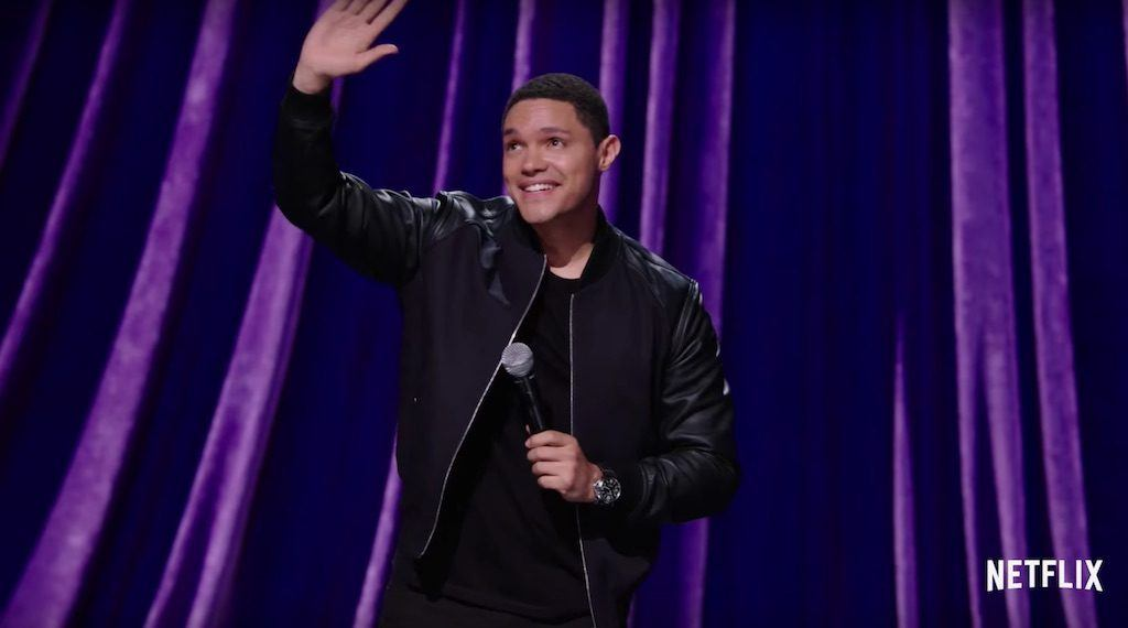 Trevor Noah: Afraid of the Dark, Netflix Comedy Specials