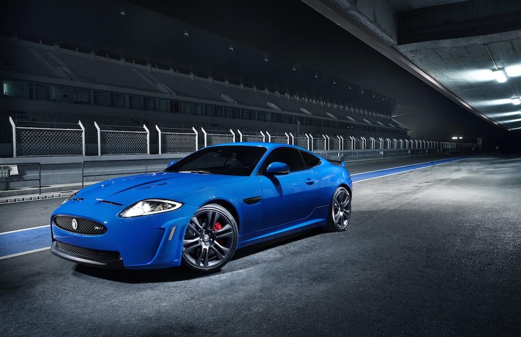 2012 Jaguar XKR-S GT