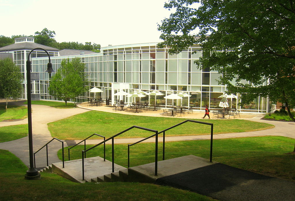 Reynolds Campus Center at Babson College