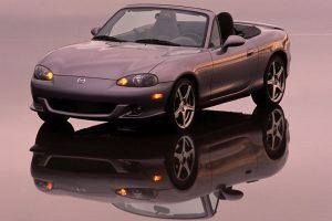 25 Snapshots of the Mazda Miata Through History