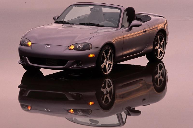 Mazda Speed MX-5 2004